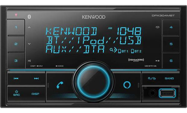 Kenwood Double Din Stereo