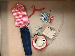 Vintage Barbie picnic outfit #967 for Sale in Lockport, IL