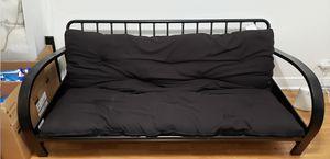 Black Sectional/Sleeper for Sale in Sunrise, FL