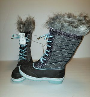 Justice Girls Winter Boots for Sale in Elk Grove, CA