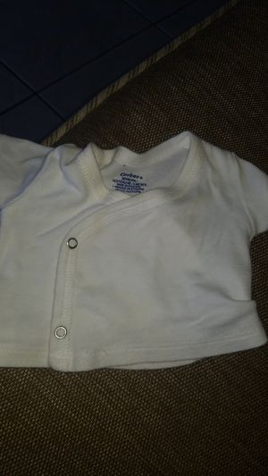 Gerber newborn t shirt for Sale in Lauderhill, FL