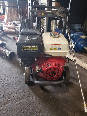 Pressure washer for Sale in Brooklyn, NY