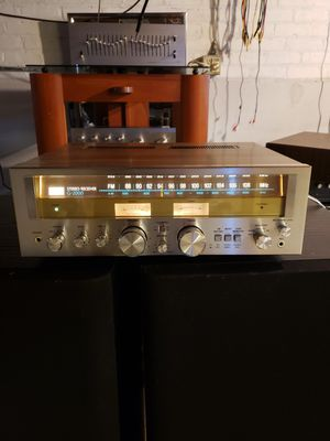 Vintage Sansui G2000 Stereo Receiver for Sale in Burbank, IL