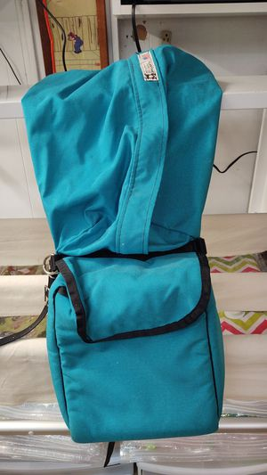 Nearly new saddle bags. for Sale in Snohomish, WA