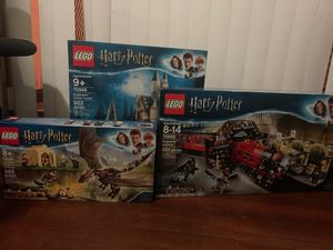 Lego Harry Potter Sets for Sale in Long Beach, CA