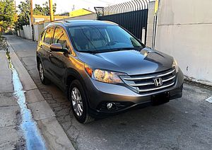 2012 Honda Crv EXL for Sale in Los Angeles, CA