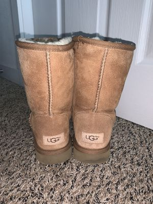 Classic tan uggs for Sale in Vancouver, WA