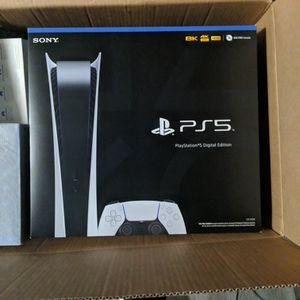 PS5 Digital Edition for Sale in Los Angeles, CA