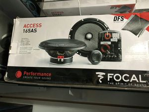 Focal access 165as on sale today message us for the best deals in LA for Sale in Wilmington, CA