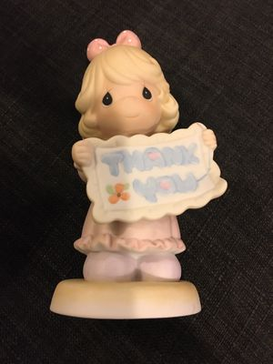 """Precious Moments """"Thank You Sew Much"""" Figurine for Sale in Gardena, CA"""