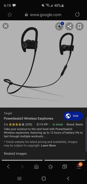 Beats solo wireless 3 for Sale in Denver, CO