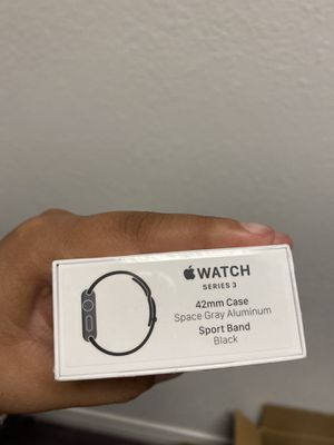 Apple Watch series 3 for Sale in Dallas, TX