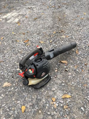 Craftsman 215 mph leaf blower for Sale in Fairless Hills, PA