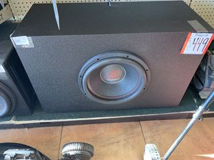 Massive car speaker for Sale in Pasadena, TX