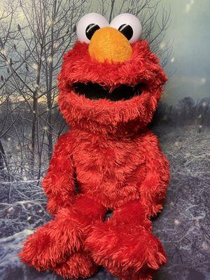 "2018 Hasbro Sesame Street tickle me Elmo 15"" plush for Sale in Paramount, CA"