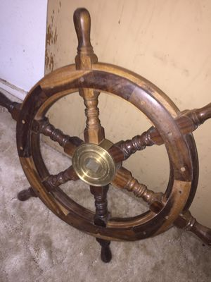 Boat wheel for Sale in Federal Way, WA