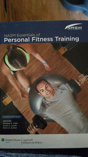 NASM Essentials of Personal Fitness Training 4th Edition for Sale in Phoenix, AZ