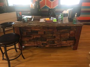 Customized wood Desk for Sale in Sacramento, CA