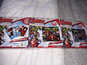 Avengers Games and puzzles set brand new still in original packaging and sealed for Sale in Wallingford, PA