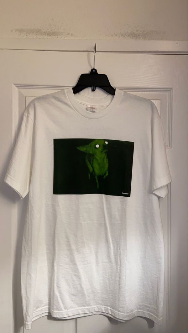 size m supreme chis cunningham tee