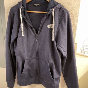 Like New! North Face Men's Size M Zippered hoodie! for Sale in Seattle, WA