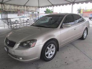 2006 Nissan Altima for Sale in Gardena, CA