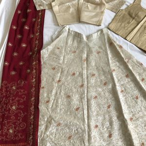 Traditional Indian Lengha for Wedding for Sale in Streamwood, IL