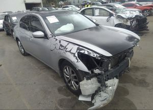 2009 Infiniti G 37 parts only for Sale in Phoenix, AZ