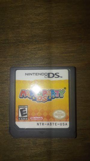 Mario Party DS for Sale in San Antonio, TX
