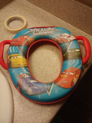 Cars potty seat for Sale in Reno, NV