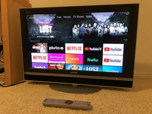"32"" SONY LCD TV for Sale in San Bruno, CA"