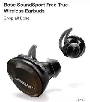 BOSE WIRELESS EARBUDS for Sale in Chula Vista, CA