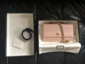 Gucci leather crossbody for Sale in San Diego, CA