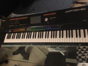Roland Jupiter-80 KORG !Kurweil? Otheres for Sale in Germantown, MD