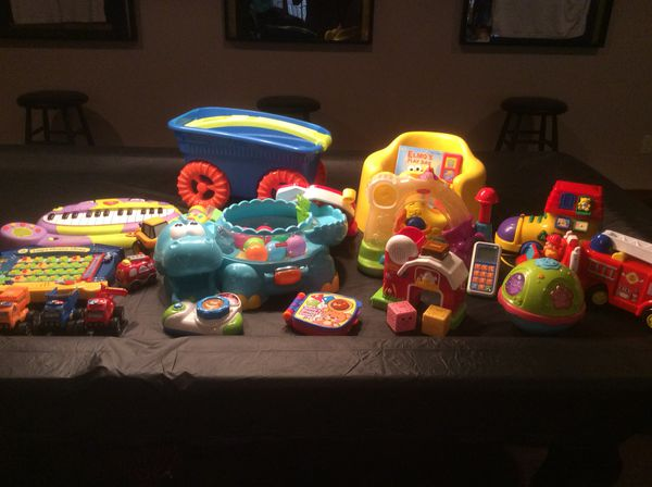 Various Kids Toys, $50 for all
