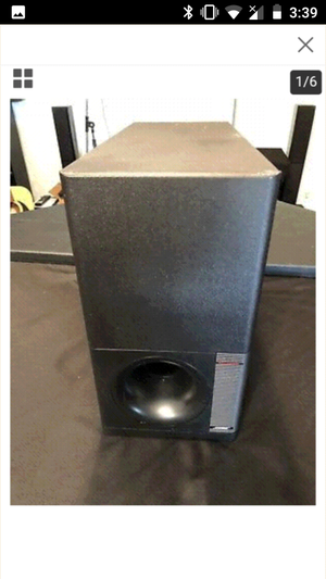 Speakers for Sale in El Cajon, CA