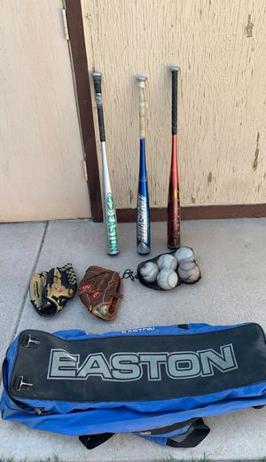 Girls softball equipment for Sale in Phoenix, AZ