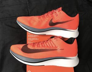 Nike Air Zoom Fly Bright Crimson Mens Size 13 or 15 running shoes NEW DS! for Sale in San Diego, CA