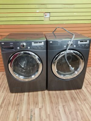 Lg electric dryer and washer for Sale in Aurora, IL