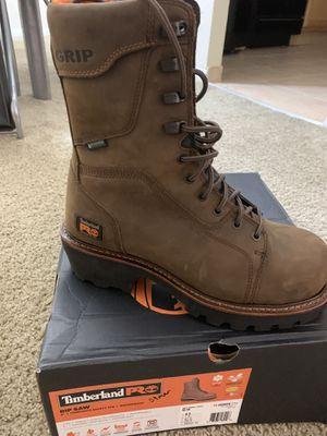 Brand new Timberland PRO work boots for Sale in College Park, MD