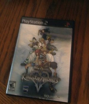 Play station 2 kingdom hearts 2 for Sale in Hialeah, FL