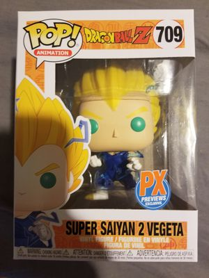 Super saiyan 2 vegeta funko pop for Sale in San Diego, CA