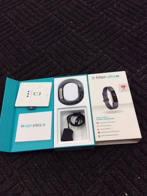 Fitbit Alta HR for Sale in Humble, TX