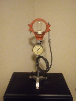 Industrial steam punk lamp for Sale in Port Orchard, WA