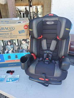New Graco Nautilus 65 3-in-1 Booster Car Seat for Sale in East Los Angeles,  CA