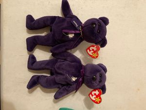 Princess Diana Beanie Baby for Sale in Austin, TX