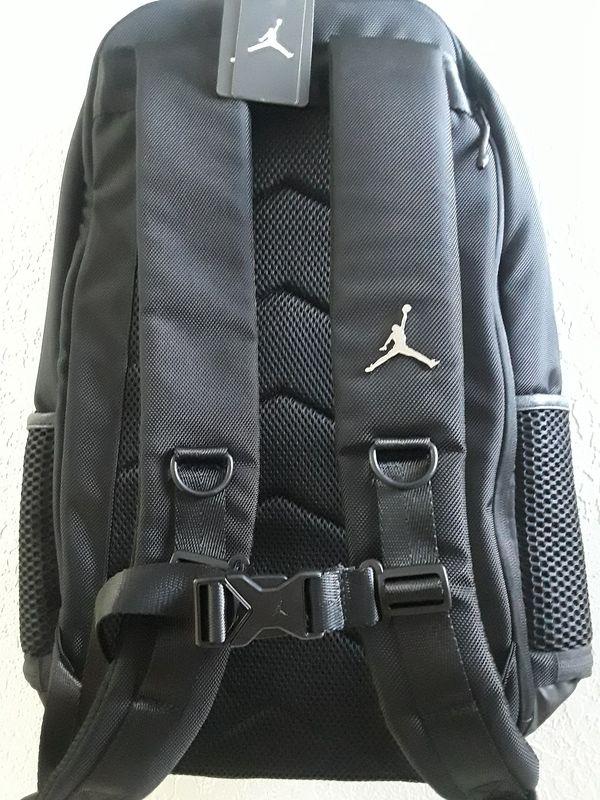 Nike Air Jordan Off-Court Backpack (Black for Sale in San Jose 01ceb4662787c