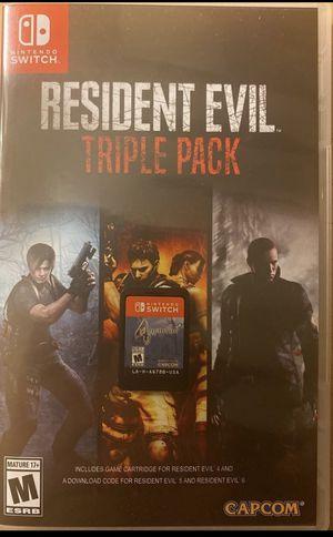 Resident evil 4 only for Sale in Herndon, VA
