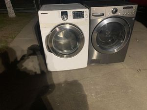Samsung Washer and lg dryer for Sale in Fresno, CA