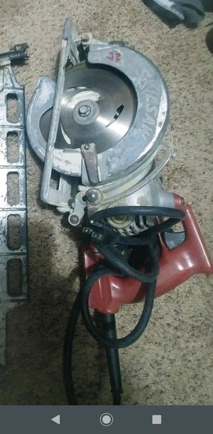Circular saw for Sale in Tracy, CA